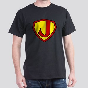 Super J Logo Costume 05 Dark T-Shirt